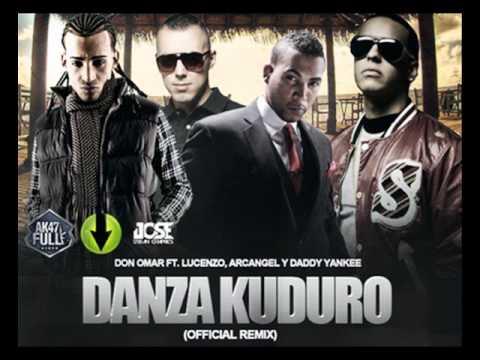 Don Omar Ft Lucenzo, Daddy Yankee & Arcangel   Danza Kuduro  Remix