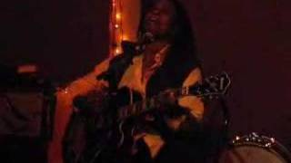 Ruthie Foster - Another Rain Song (NYC-1/24/07)