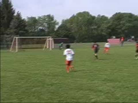 Jason Whitehead amazing soccer save