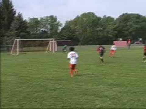Jason Whitehead amazing soccer save