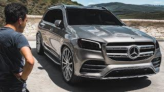 300 000₽ за рейс и $3000 за номер! 500 л.с. GLS от Mercedes-Benz! Audi A8 и массаж ног. RS5. RS6. S5
