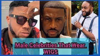 Top  Male Nigerian Celebrities…