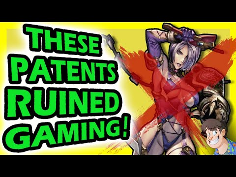⚠️ 4 Sh***y Patents That Ruined Gaming | Fact Hunt