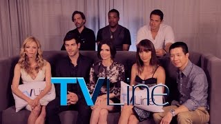 """Grimm"" Interview at Comic-Con 2014 - TVLine"