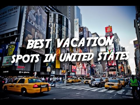 Best Vacation Spots in The United States | Visit Indonesia