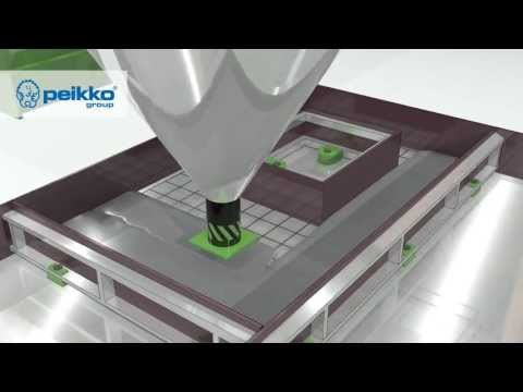 Peikko Solutions for Insulated Concrete Walls