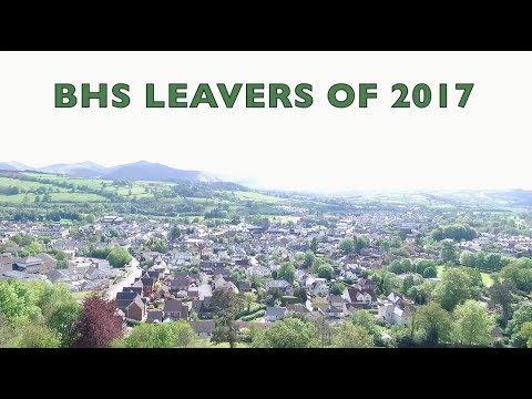 Brecon High School 2017 Leavers Video