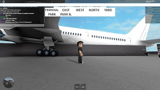 Breaking News Plane Crash In Subway Simulator In Roblox. LOL