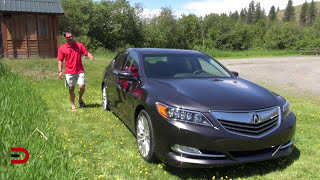 2014 Acura RLX Review on Everyman Driver