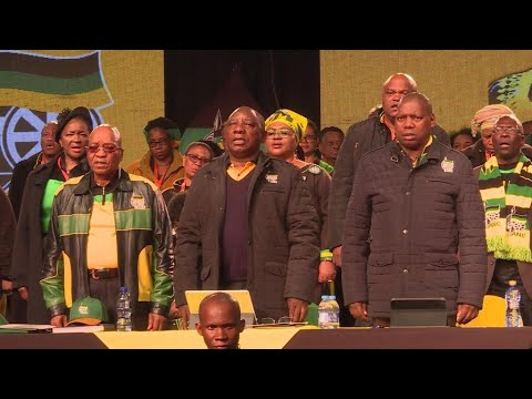 South Africa's Ramaphosa gets majority of nominations to lead African National Congress