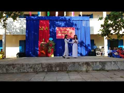 Mình Cùng Nhau Đóng Băng của học sinh 12 dành tặng cho trường THPT Trần Phú niêm khoá 2015 - 2018