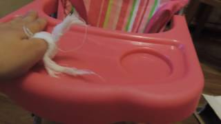 видео обзор на новый стульчик для кормления