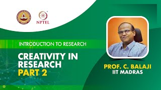 Creativity In Research Part 2