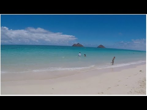 As Melhores Praias do Hawaii - Ilha de Oahu