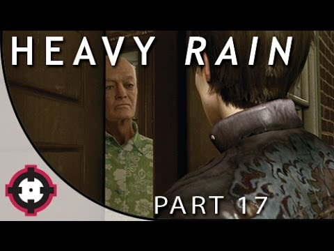 Heavy Rain Blind Let's Play Gameplay PS4 // Part 17 - A New Lead! (w/ a Special Guest!)