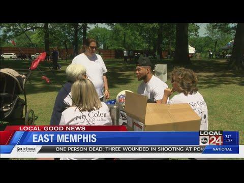 Memphis Takes Steps Walk