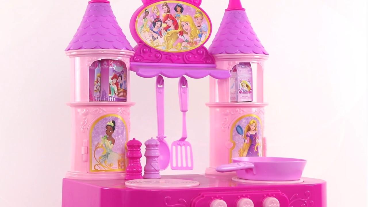 Disney Princess Kitchen Playset - Creepingthyme.info