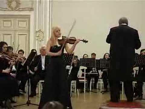 Ekaterina Frolova - Sibelius concerto op47 p1-1