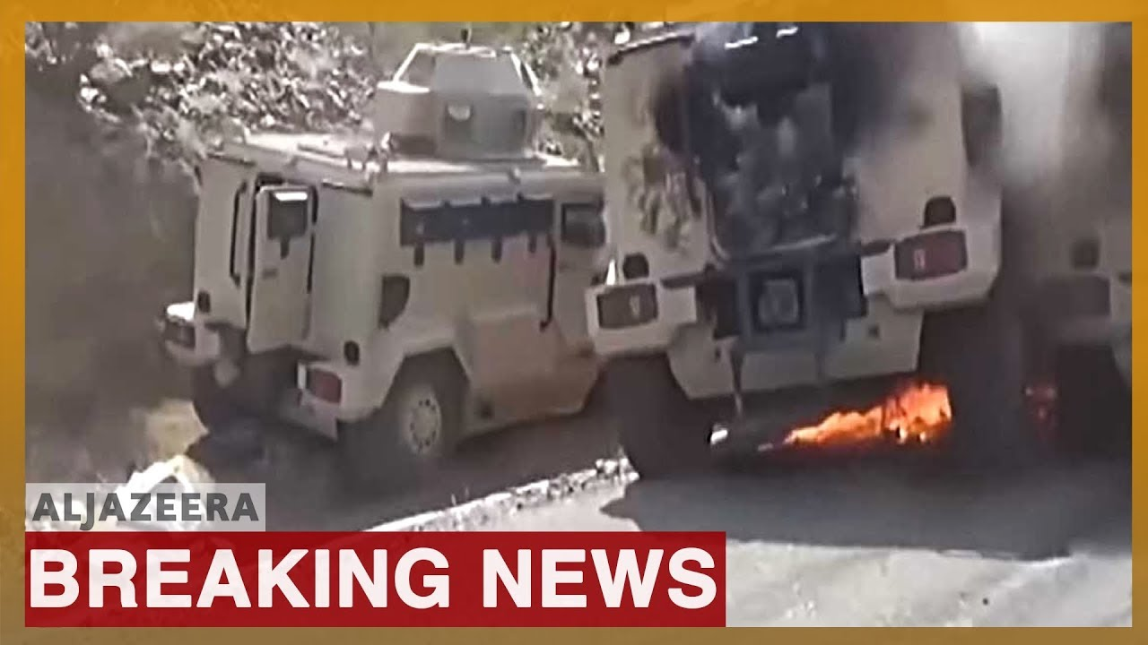 Houthis release pictures showing assault on Saudi troops