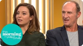 The Bodyguard Stars Discuss the Public's Reaction to the Season Finale | This Morning