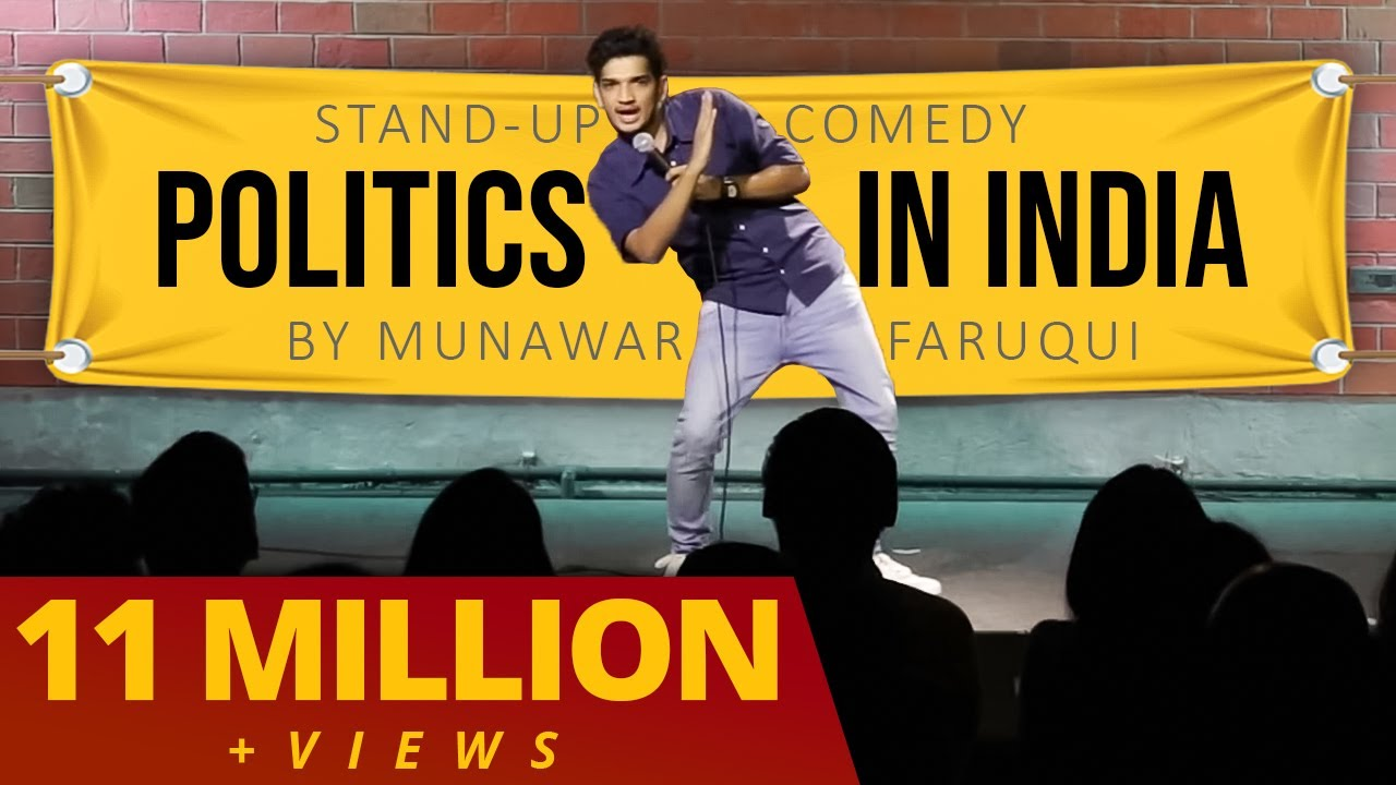 Politics in India, Instagram & Sign boards | Stand-up Comedy | Munawar Faruqui | 2020