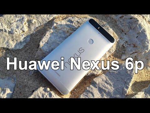 Huawei Nexus 6p Hands on Review [Greek]
