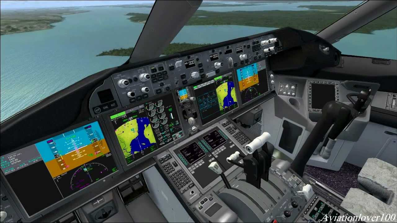 Aerosim Boeing 787 Review