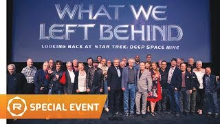 What We Left Behind: Looking Back At Star Trek: Deep Space Nine FATHOM Event (2019)