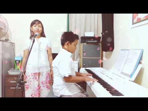 Bunda (Album Biru) piano by Filio feat. Mama
