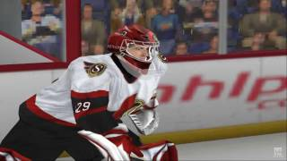NHL 2K7 PS2 Gameplay HD