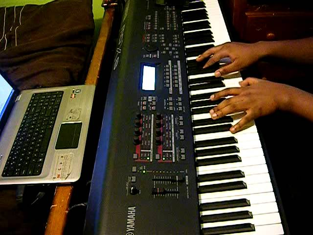 we-give-you-all-the-glory-piano-cover-joyous-celebration-vumile-ncube