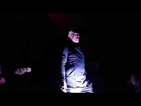 Peter Murphy: The Three Shadows, Part 1 + Bela Lugosi's Dead (San Francisco 12/05/2016)