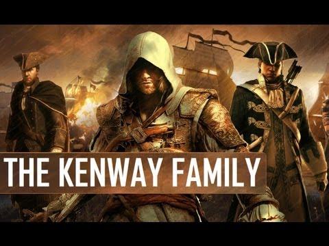Assassin's Creed - The Kenway Family Saga [HD]