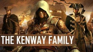 Repeat youtube video Assassin's Creed - The Kenway Family Saga [HD]