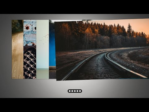 How to create image gallery in Html css and javascript - Modern gallery