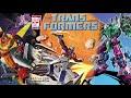 Transformers Titans Return Title Screen demo (Game mock-up)