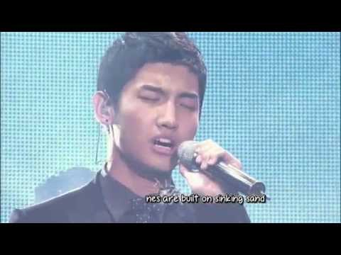 Max Changmin 심창민 - Upon This Rock 3rd Asia Tour [English karaoke sub]