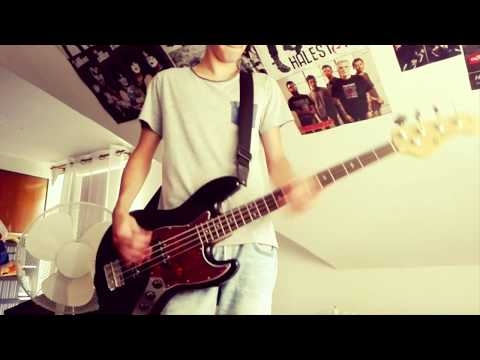 "Neck Deep - ""Motion Sickness"" Bass Cover"