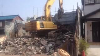 岐阜市鉄骨造3階建てアパート解体工事|名古屋・愛知・岐阜・三重の解体なら【アヴァンセ】