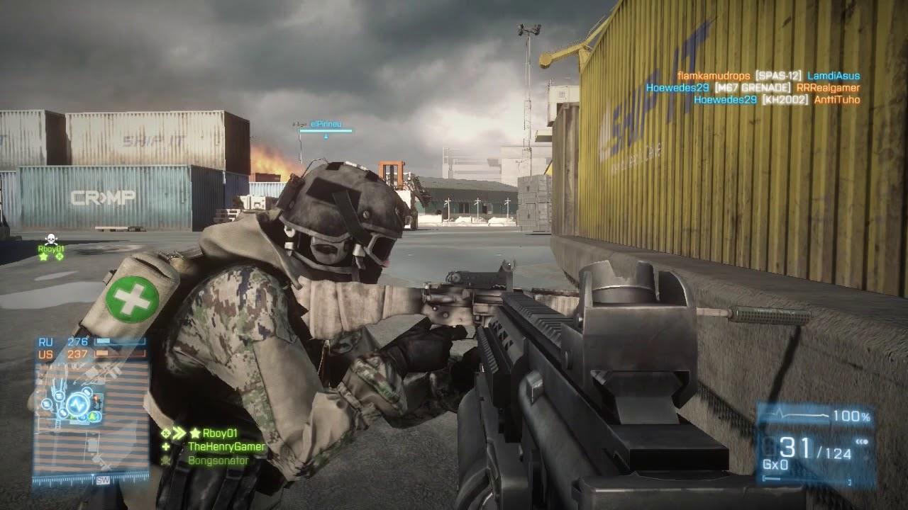 Rsultat de recherche dimages pour bf3 multiplayer
