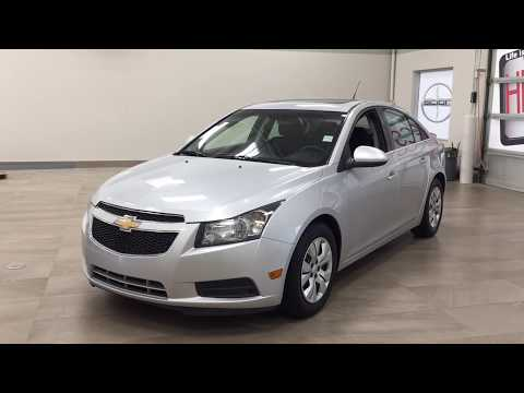 2014 Chevrolet Cruze LT Review