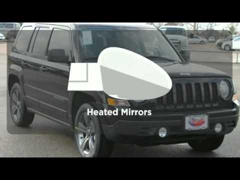 2015 Jeep Patriot Mt Pleasant Tx Greenville Tx 8272