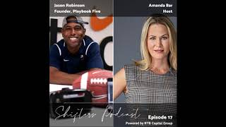 EP17 Jason Robinson with Playbook Five