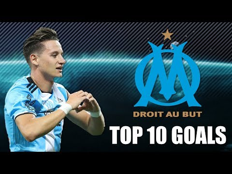 Florian Thauvin (OM) ● Top 10 Goals HD | Olympique de Marseille | France | Best Skills 2010 - 2018