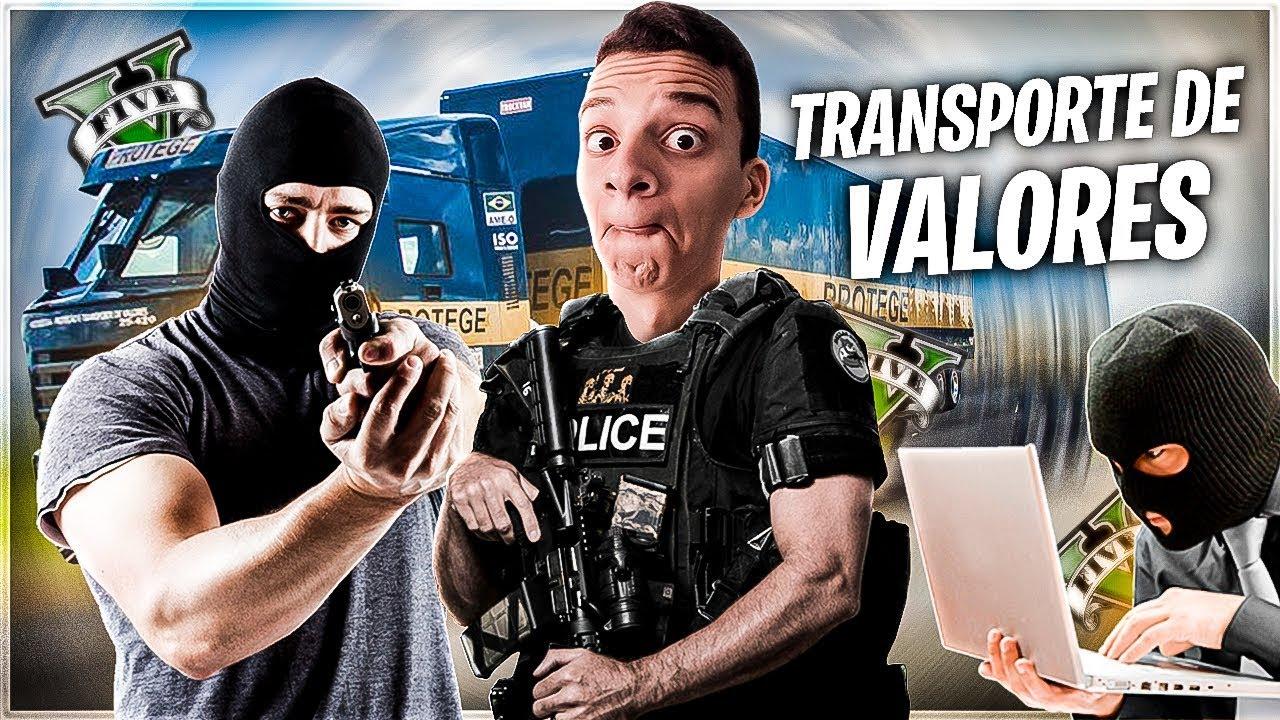 (+18) [ORLEANS INFINITY] GTA RP AO VIVO 🔴 TRANSPORTE DE VALORES AÇÃO POLICIAL 🔴 LIVE ON #40