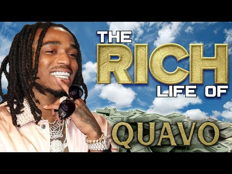 Quavo | The Rich Life | FORBES Net Worth ( Mansions, Cars, Chains & more )