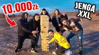 GRA W NAJWIĘKSZĄ JENGE O 10 000zł!