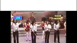 Manis Manja (group voc) feat OM Mahkota Konser Musik Legendaris