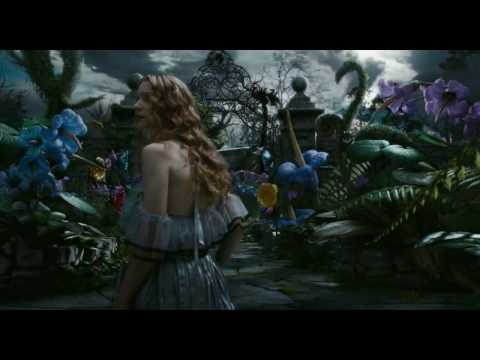 Alice in Wonderland - Official Trailer HD/HQ (Subtitulado al ESPAÑOL)