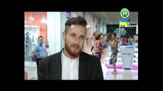 Открытие третьего клуба «Sport Life» в Одессе Новый канал